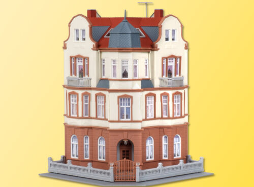 Eckhaus Diplomatenvilla in Bonn #NEU in OVP# kibri 39100 Spur H0