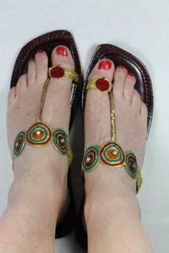 magnifiques Sandales fabriqu cuir Sandales en magnifiques 5RxqE