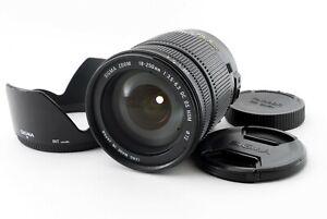 Sigma-AF-18-250mm-f-3-5-6-3-DC-Macro-OS-HSM-Lens-Canon-Digital-Fit-From-Japan
