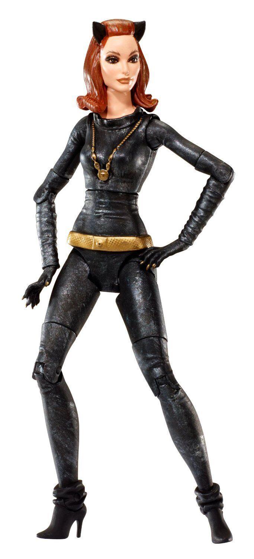 Catwoman julie newmar batman - tv - serie hatte hp action - figur - mattel