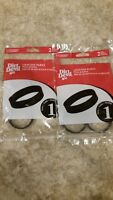 4 Genuine Dirt Devil 1232240001, Style 1, Hand Vac, Prince- 2 Pack (4 Belts)