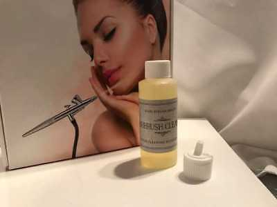 Luminess Air Beauty Makeup/tanning Stylus Airbrush Cleaner Solution Tip Top Cap Crafts Health & Beauty