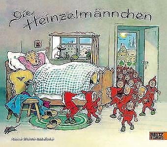 1 von 1 - Die Heinzelmännchen ►►►ungelesen ° von August Kopisch