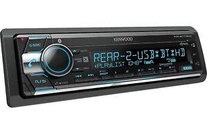Kenwood-KDC-BT772HD-CD-MP3-WMA-Player-Bluetooth-HD-Radio-Rear-AUX-USB-Sirius-XM