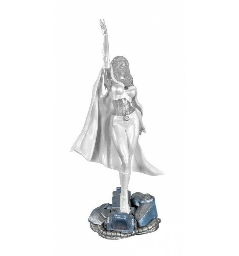 Diamond Select Marvel Gallery Figurine PVC - blanco Queen Emma Frost Exclusive -