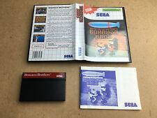 Bonanza Bros - SEGA Mega System (SMS) TESTED/WORKING UK PAL