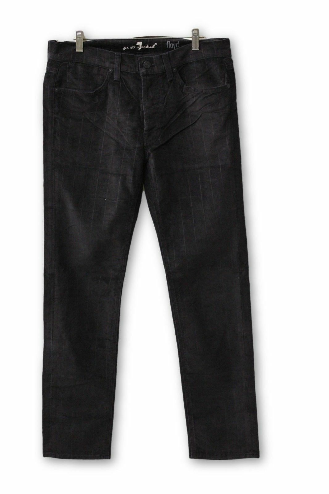 7 For All Mankind Men's Floyd Corduroy 32x32 Jeans, NWT