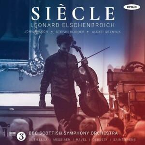 LEONARD-ELSCHENBROICH-Siecle-2017-13-track-CD-album-NEW-SEALED-Siecle