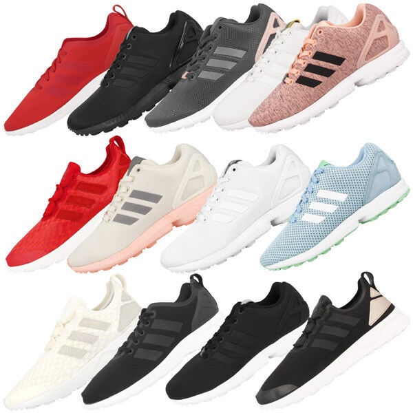 Adidas ZX Flux Women Zapatos señora cortos Originals torsion zx750 630 850 8000