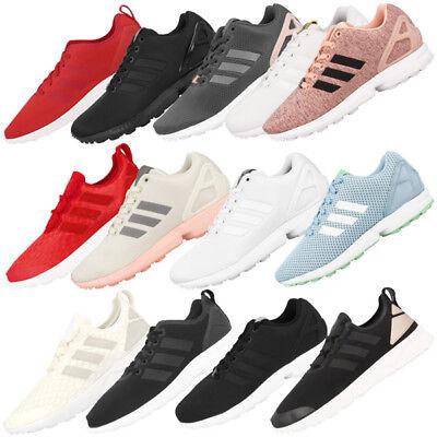 Adidas ZX Flux Women Ladies Shoes Originals Sneakers Torsion zx750 630 850  8000 | eBay