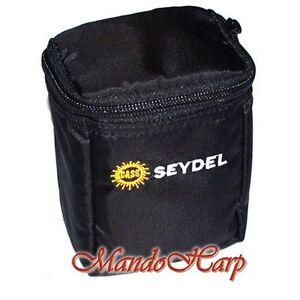 Seydel-Harmonica-Bag-930006-Gigbag-beltbag-for-6-Blues-Harmonicas-NEW