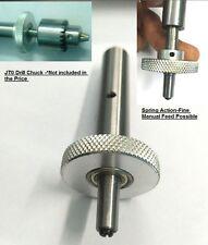"""Micro Small Drill Adaptor 1/2"""" Shank & JT0 Taper Chuck-Lathe,Mill, Drill"""