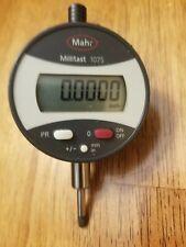 Mahr 1075 Electronic Indicator 50125mm Range 0001