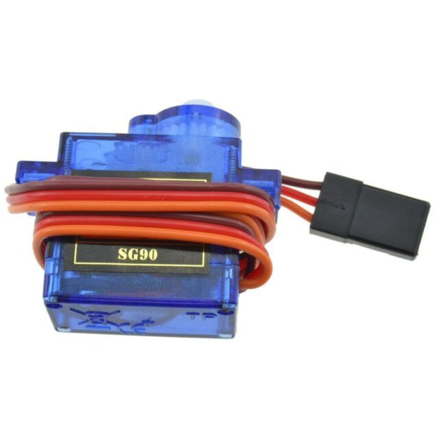 9G SG90 Micro Servo motor RC Robot Helicopter Airplane Control Car Boat TTAA