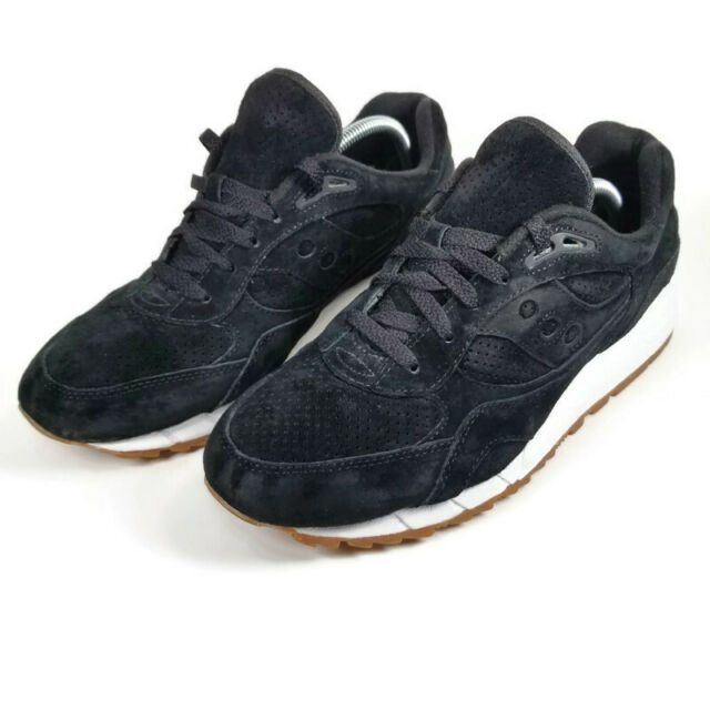 Saucony Shadow 6000 Suede Whiskey Mens