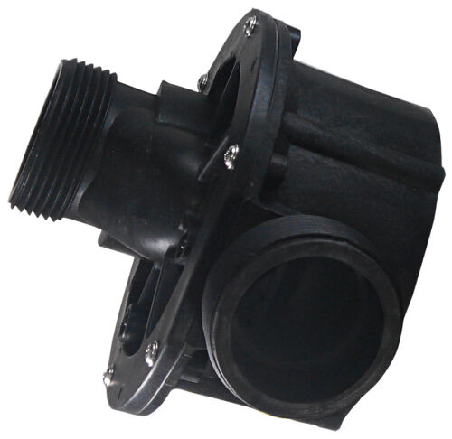 DH1.0 LX Pump Wet End Cover and pump face for chines spa 1HP spa pump