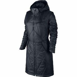 womens nike padded coat