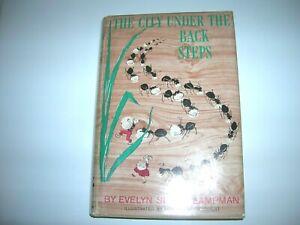 The-City-Under-The-Back-Steps-By-E-S-Lampman-1960-Illus-Valintcourt-HC-DJ-WOW