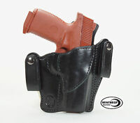 S&w Sigma Sw40ve No Laser Iwb Dual Snap Holster R/h Black 0454