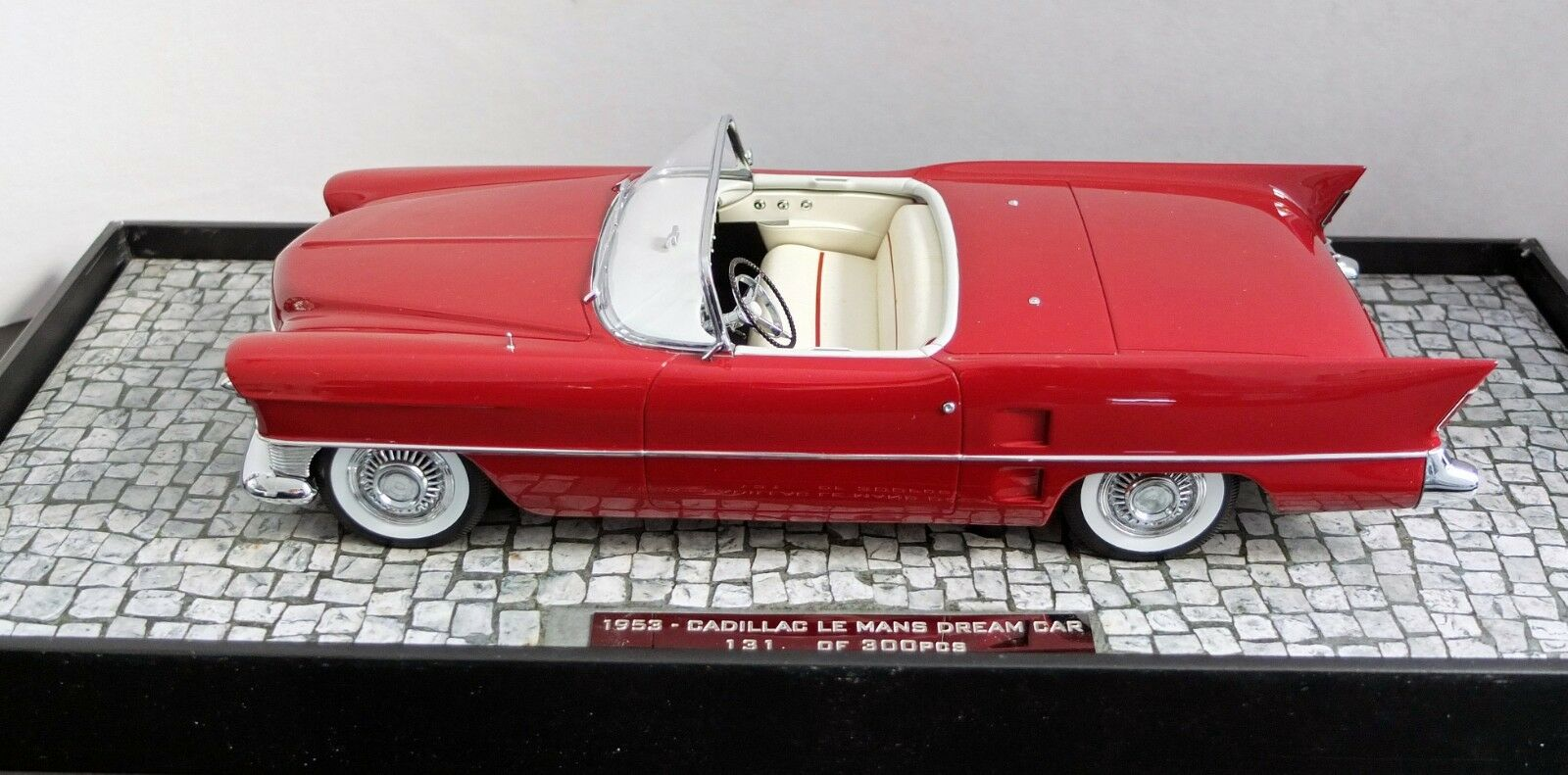 Minichamps Minichamps Minichamps 1:18 resin 1953 CADILLAC LE MANS TYPE NR 107148231 First Class Edition | Fabrication Habile  7efebe