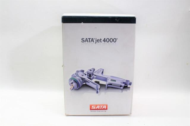 Sata Jet 4000 B HVLP 1.4 Tip Spray Gun w/ Cups