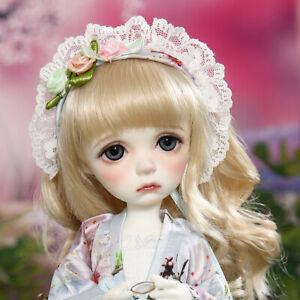 """1//6 Resin BJD MSD Dolls Lifelike Dolls Joint Dolls Girl Gift Littefee Mio 12/"""""""