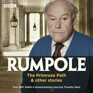 Audio-CD-Rumpole-The-Primrose-Path-amp-other-stories-by-John-Mortimer