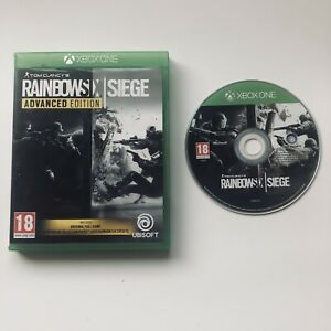 Tom Clancy's Rainbow Six: Siege: Advanced Edition (Microsoft Xbox One) - NO DLC