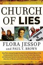 Church of Lies by Jessop, Flora; Brown, Paul T.