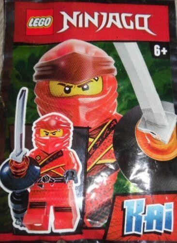 Lego Ninjago Kai verschiedene Figuren zur Auswahl neu /& im Polybag