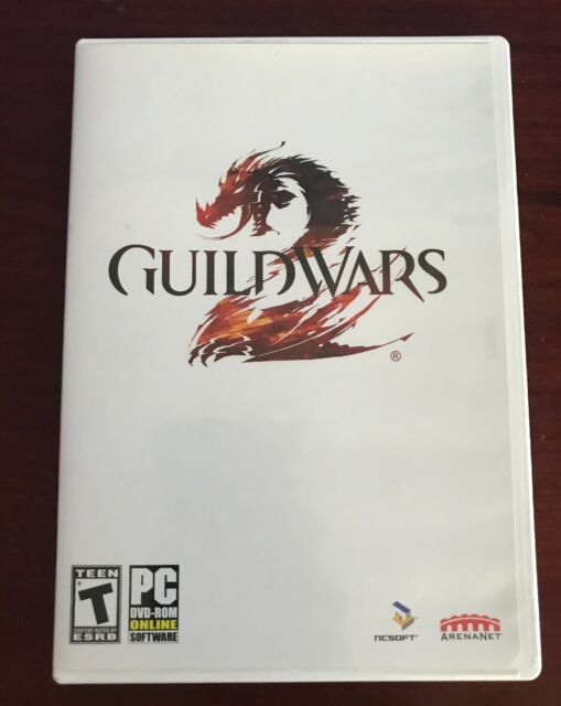 Guild Wars 2 (PC, 2012) Game Untested