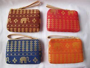 SALE each side different Unique handmade coin purse