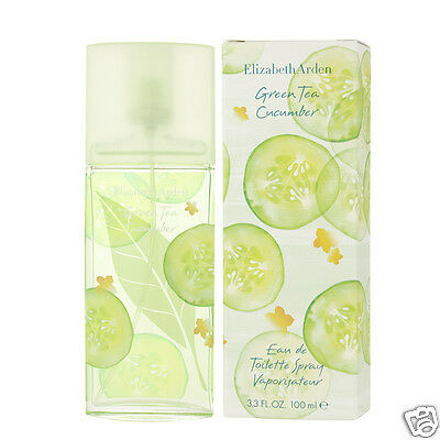 Elizabeth Arden Green Tea Cucumber Eau De Toilette 100 ml (woman)