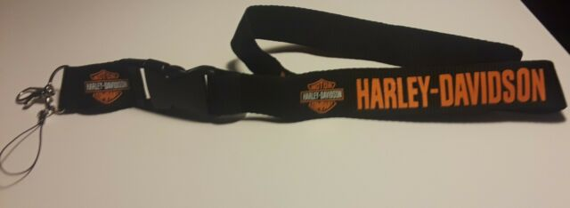 Harly Lanyard Keychain Holder Motorcycle Pink