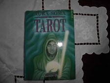 Aura Soma Tarot Buch von Mike Booth, Esoterik, Tarot, Magie, Orakel