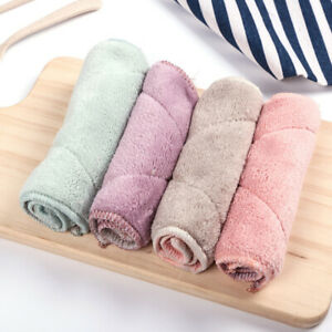 Household-Home-amp-Living-Cleaning-Towel-Clean-Cloths-Scouring-Pad-Microfiber