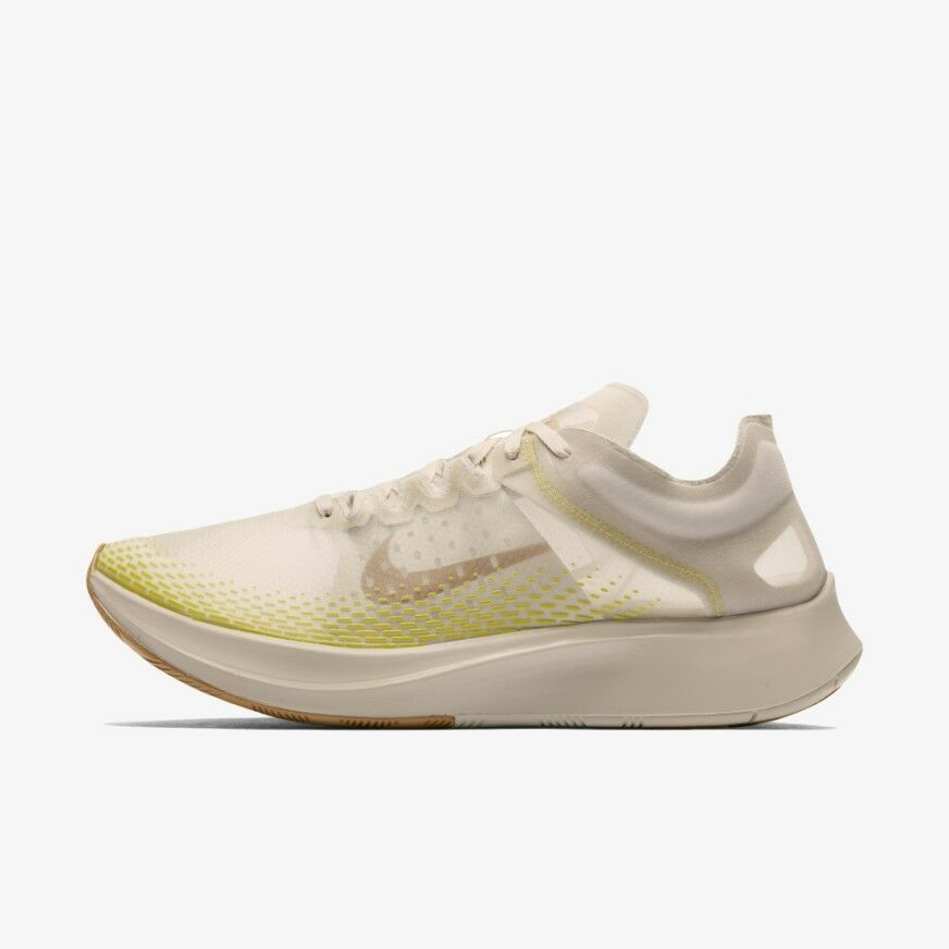 Nike Men's ZOOM FLY SP FAST Athletic Running Shoes AT5242-174 Size 7-13