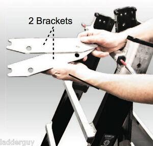 Little Giant Spreader Brackets For Older Fiberglass Ladder