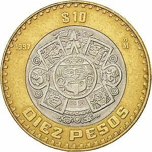 Mexican Gold Coin 10 Pesos Ebay