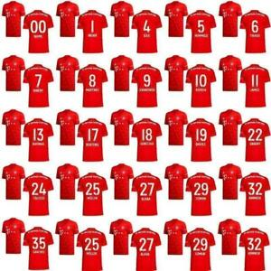 Adidas-FCB-fc-bayern-munich-camiseta-Home-hogar-camiseta-2019-2020-caballeros-jugador-Nam