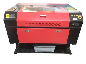 100w Co2 7050 Laser Engraving Cutting Machine Acrylic