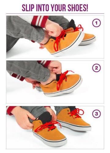 Elastic Flex Shoe laces 110 cm long White Laces Mr Lacy Flexies