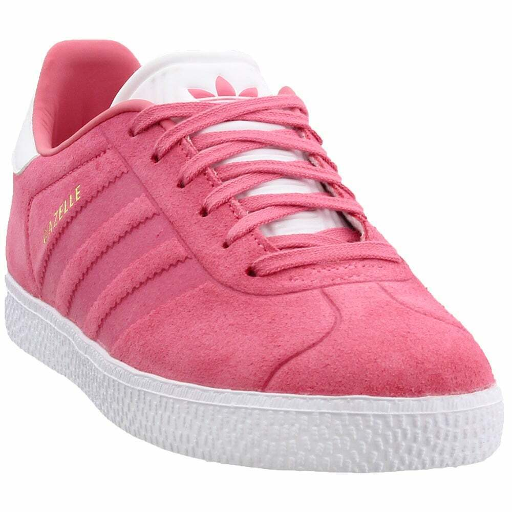 Camello Escalera Lectura cuidadosa  adidas Gazelle Kids Girls Sneakers Shoes Casual - Pink for sale online