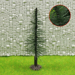 SZ40 40pcs Model Train Pine Trees N Z Gauge 40mm