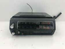 Vintage Craig 3139 8 Track Player Fm Car Stereo With Quick Mount Harness 1970s