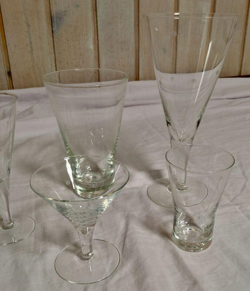 Glas, Glas, Holmegaard Glasværk