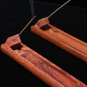 Durable Rosewood Wing Wood Rhizome Incense Burner Censer Santal