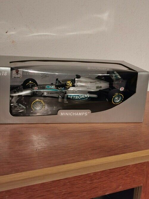 Mercedes F1  04 Hamilton  2013