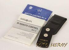 Minolta RC-3 Fernbedienung Fernauslöser für Minolta AFSLR Kamera 02838