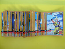 Dragon Ball Power Level Part 9 Regular Set Complet 38/38